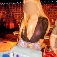 Blonde de Cannes cherche plan sexe