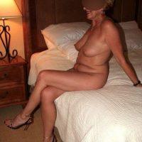 Plan cul avec belle femme cougar de 48 ans