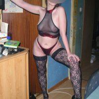 Rdv sexe avec divorcée fan de lingerie sexy