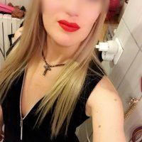 Blonde mignonne dispo pour rdv sexy à Bayonne